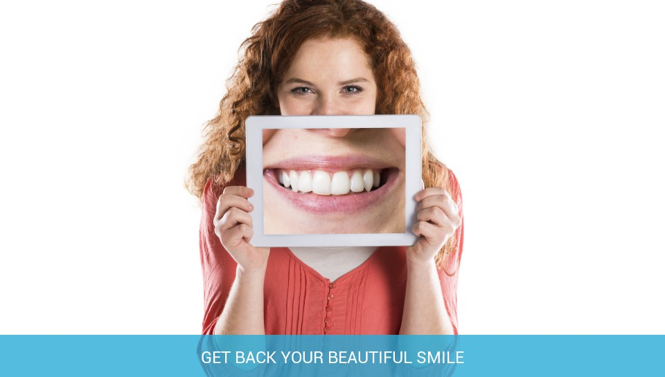 Get Your Beautiful Smile Back